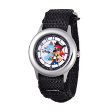 <strong>Disney</strong> Boy's Jake Time Teacher Watch
