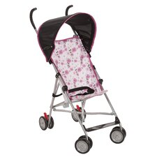 Floral Minnie Umbrella Stroller with Canopy