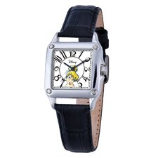 Women's Tinker Bell Perfect Square Watch