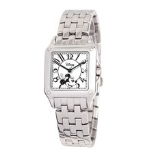 Women's Minnie Mouse Perfect Square Bracelet Watch