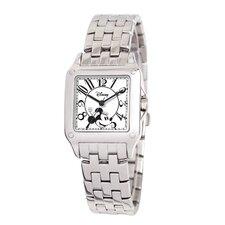 Women's Minnie Mouse Perfect Square Bracelet Watch
