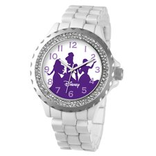 Women's Princess Enamel Sparkle Bracelet Watch