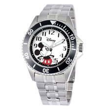 Men's Mickey Mouse Honor Bracelet Watch