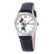 <strong>Disney</strong> Kid's Minnie Mouse Cardiff Watch