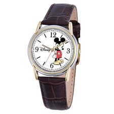 <strong>Disney</strong> Kid's Mickey Mouse Cardiff Watch
