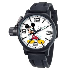 Men's Mickey Mouse Crown Protector Watch