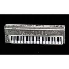 Roland Synth Pin in Pewter
