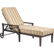Andover Adjustable Chaise Lounge Cushion