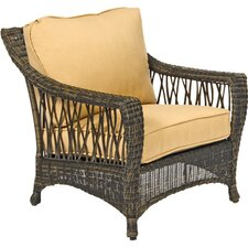 <strong>Woodard</strong> Serengeti Stationary Deep Seating Chair