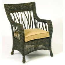 <strong>Woodard</strong> Serengeti Dining Arm Chair Cushion