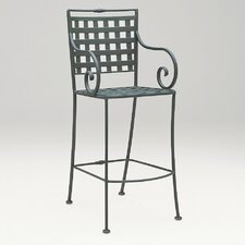 "Sheffield Stationary 30"" Barstool"