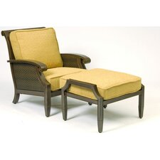 <strong>Woodard</strong> Del Cristo Stationary Lounge Chair Cushion