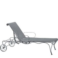 <strong>Woodard</strong> Briarwood Chaise Lounge