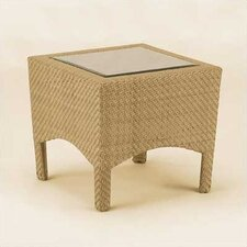 <strong>Woodard</strong> Trinidad Wicker End Table