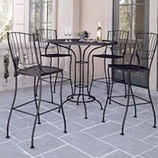 <strong>Woodard</strong> Aurora Bar Height Dining Set