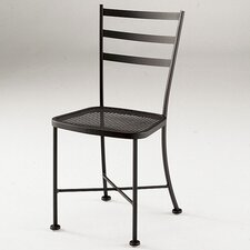 <strong>Woodard</strong> Cafe Classics Marsala Side Chair
