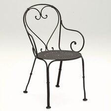 <strong>Woodard</strong> Parisienne Dining Arm Chair