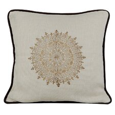 Suncrest Burlap Pillow