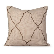 Mesmerize Burlap Pillow