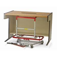 Computer/Utility Table Lift Attachment Table Dolly