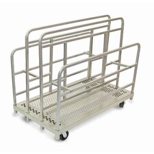 Heavy Duty Cross Braced Panel and Sheet Mover Table Dolly