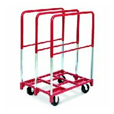 "<strong>Raymond Products</strong> Panel Mover 6"" Phenolic Casters, All Swivel, 3 Extra Tall Uprights"