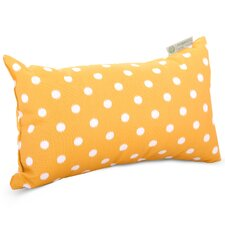 Ikat Dot Pillow