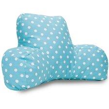 Polka Dot Reading Pillow