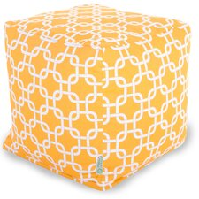 Links Cube Ottoman