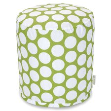 Polka Dot Small Pouf
