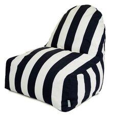 Vertical Stripe Bean Bag Chair