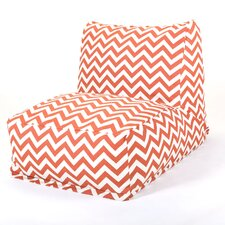 Zig Zag Bean Bag Lounger