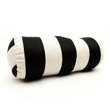 <strong>Majestic Home Products</strong> Striped Bolster Pillow