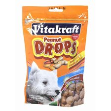 "2.5"" Peanut Drops for Dog Treat"