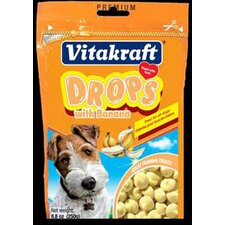Banana Drops Dog Treat - 8.8 oz.