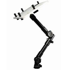 Car Holder for iPad Clamping Ball Joint Head Extendable Arm