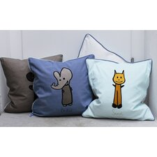 <strong>Meo and Friends</strong> Down-Filled Pillow (Set of 7)