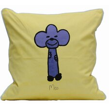 <strong>Meo and Friends</strong> Friends on Your Meo Down-Filled Pillow