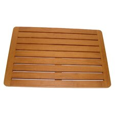 Spa Teak Bath and Shower Mat