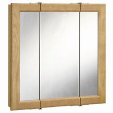 "Richland 24"" x 24"" Surface Mount Medicine Cabinet"