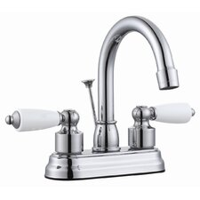 West Moor Double Handle Bathroom Faucet