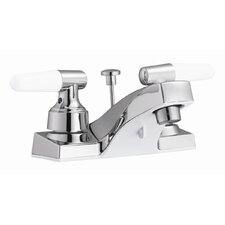 Aberdeen Double Handle Bathroom Faucet