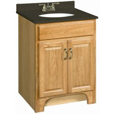 "Richland 24"" Double Door Cabinet Vanity Base"