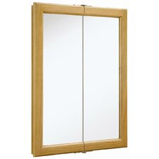 "Richland 24"" x 30"" Double Door Medicine Cabinet"