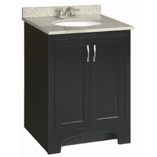 "Ventura 23"" Double Door Cabinet Vanity Set"