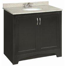 """Ventura 36"""" Double Door Cabinet Vanity Base"""