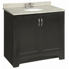 "Ventura 37"" Double Door Vanity Set"