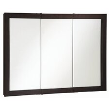 "Ventura 48"" x 30"" Three Door Medicine Cabinet"