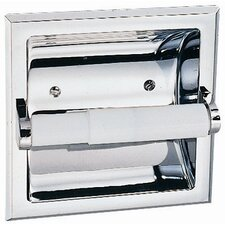 Mill Bridge Recessed Toilet Paper Holder