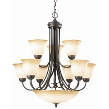 Cameron 11 Light Chandelier